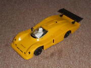 Old Plastic Model Race Cars Unknown 1/24 Manufacturer