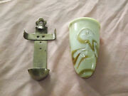 Vintage Religion 1800s-early 1900s Jos Pollak Boston Mass Holy Water Font