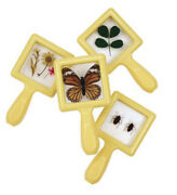 Environments Earlystem Specimen Viewers Set Of 4 - Educational Toy - Ages 12 Mos
