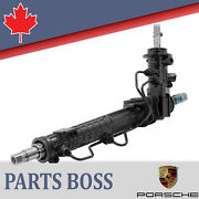 Porsche 911 993 1994 1995 1996 1997 1998 Oem Steering Rack And Pinion With Core