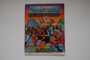 Mini Comic Motu Masters Of The Universe - Escape From The Slime Pit