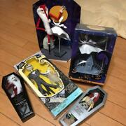 Disney Nightmare Before Christmas Collection Figure Set Of 5 Free Shipping