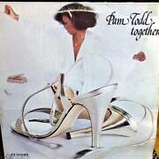 Pam Todd And Gold Bullion Band Together 1979 Original Edition