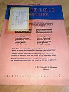 Dec 1946 Electronic Industries Mag -airway Control / Broad Band / Rca Color Tv