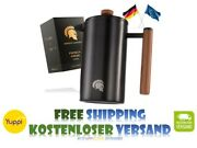 Barista Legends French Press Stainless Steel Coffee Maker Doublewalled Free Ship