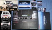 Boom Racing Brx01 1/10 Land Cruiser Lc70 Assembly Kit Many Body Options