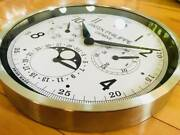 Patek Philippe Wall Clock Quartz Type Novelty Not For Sale Rare Free Shipping