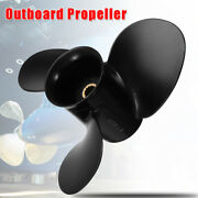 Outboard Boat Propeller For 9 1/4 X 11 Evinrude Johnson Omc 8-15hp 1748