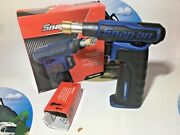 New 2021 Snap On Blue Butane Gas Torch Torch300mb Power Blue Fast Shipping