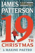 The 19th Christmas Women's Murder Club By Paetro, Maxine Book The Fast Free