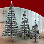 2020 Christmas Decorations Artificial Plastic Christmas With Base And Led Lights
