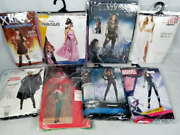 Lot 7 Adult Woman Cosplay Costumes Ghost Spider Gwen Warcraft Disney Hercules