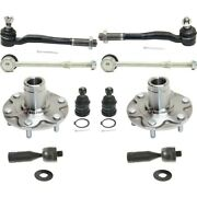 Suspension Kit For 96-2002 Toyota 4runner 10-piece Kit Front Left And Right