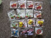 Huge Mcdonalds Collection 1984-1993. 138 Toys Happy Meals Etc. Canadian