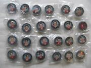 2010 Olympics Team Canada Medallion Complete Set With Album. Still Bagged