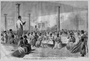 Education Zion School For Colored Children Charleston 1866 Archives Of History