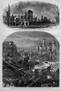 Coltand039s Firearms Armory Fire Destruction 1864 Hartford Archives Of History