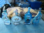 Ep9549 Old Jim Beam Whiskey Decanters Collectibles