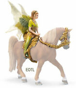 New Schleich 42044 Tinuveel Elf Riding Set - Horse Not Incl. - Retired