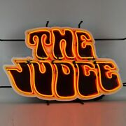 Pontiac Gto The Judge Neon Sign 1969 1970 Coupe Wall Lamp Light Dads Garage