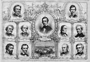 Abe Lincoln Beardless 1860 Candidates For President Abraham Lincoln History