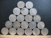 Peace Dollars-1 Roll Decent Condition.-5