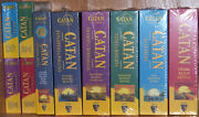 Settlers Of Catan 10 Board Game Set Bundle + Expansions 5th Edition