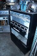 Vending Machine, Refrigerated, 115 Volts, 5 Selections.coins 900 Items On E Bay