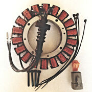 Harley Stator Twin Cam 38amp 3phase Heavy Duty Ht-series 30017-01new
