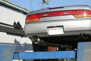 Srs Stainless Steel Full Catback Exhaust For Nissan 89-94 240sx S13 Silvia 2.5