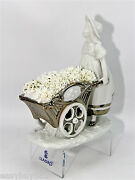 Lladro Loveand039s Tender Tokens Re-deco Brand New Boxed Authentic Super Rare