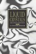 Liquid Crystals By S. Chandrasekhar English Hardcover Book Free Shipping