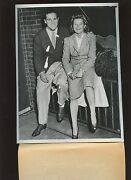 Original June 19 1941 Billy Conn Knocked Out By Louis To Wed Boxing Wire Photo