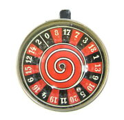 Rare Vintage Dexterity Hand Roulette Game Germany Or Japan Toy See