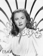 Barbara Stanwyck Sexy Lady Vintage Photo Christmas In Connecticut