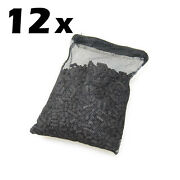 12 Lbs Activated Carbon In 12 Media Bags For Aquarium Fish Pond Canister Filter