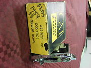 1959 Oldsmobile Olds 98 Nos Dash Chrome Wiper Switch