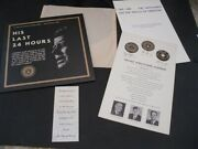 John F Kennedy Assassination - Texas Welcome Package