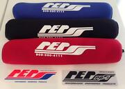 Pep Front Shock Covers Atv 15 Red Ltr450 Yfz450r Outlaw Long Travel Ds650 450r