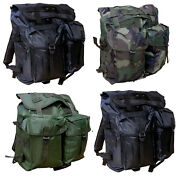 Army Combat Military Rucksack Day Us Travel Pack Bag Molle Surplus Alice 40l New