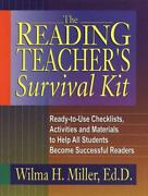 The Reading Teacherand039s Survival Kit Ready-to-use Checklists Activities And Mate