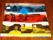 The Police Synchronicity Original First Press Lp Still In Shrink Wrap