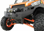 Polaris Ranger Xp900 2013-2018 Front Bumper With Winch Mount And Clevis Hooks