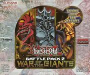 Battle Pack 2 War Of The Giants Yu-gi-oh Cards Bp02-en029-056 Take Your Pick New