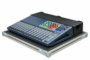 Ata Safe Caseandreg For Soundcraft Si Expression 3 With Dog House 3/8 Heavy Duty Ata