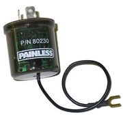 Painless Wiring 80230 Performance No-load Led Turn Signal Flashers No Load 25 Am