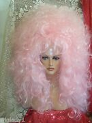 Halloween Special Vegas Girl Wigs Pick Color Double Trouble 2 Wigs In This Style