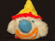 Send In The Clowns Musical Windup Vintage Eden Baby Toy Plush Stuffed Animal