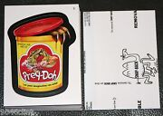2013 Wacky Packages Series 11 Black Ludlow Complete Set 55 Cards