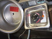 Food Warmer, Wells, New , 115 V, Drop In, Round,thermostat .control 900 - E Bay